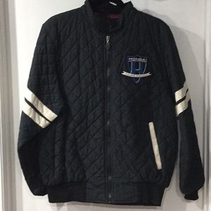 Vintage Honda Motorcycle Jacket Large
